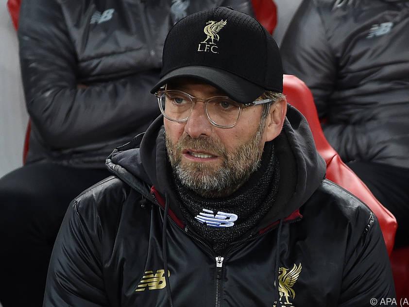 Liverpool-Coach Klopp fordert den
