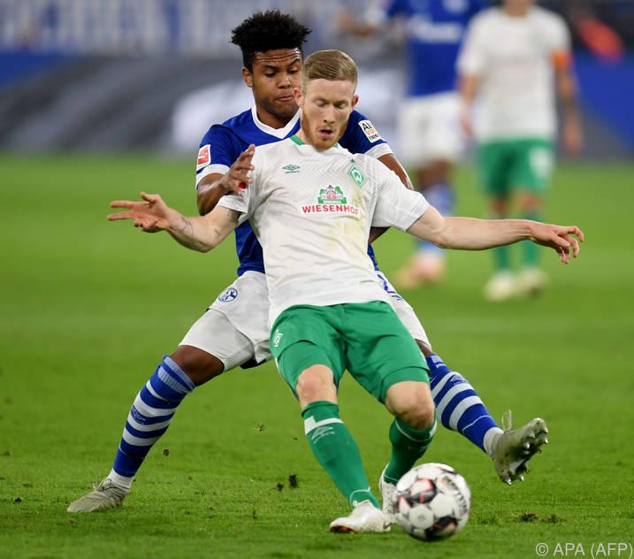 Florian Kainz blickt mit Stolz auf seine Zeit in Bremen zurück