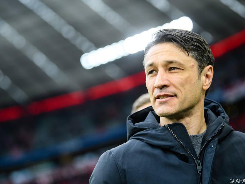 Kovac kritisierte die Einstellung seiner Stars