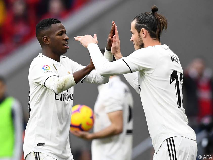 Real Madrid tankte mit Derbysieg Selbstvertrauen