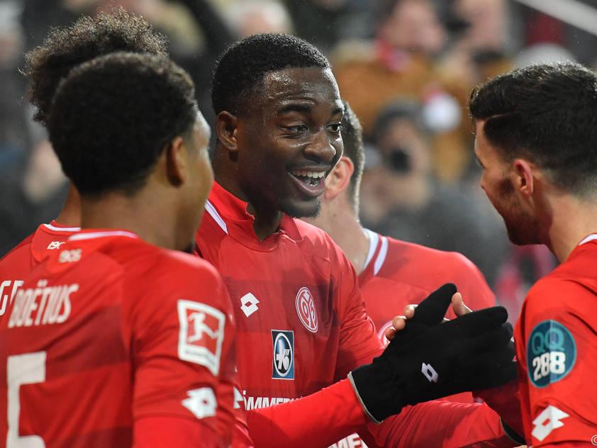 Mainz beendete Niederlagen-Serie mit einem Kantersieg gegen Freiburg