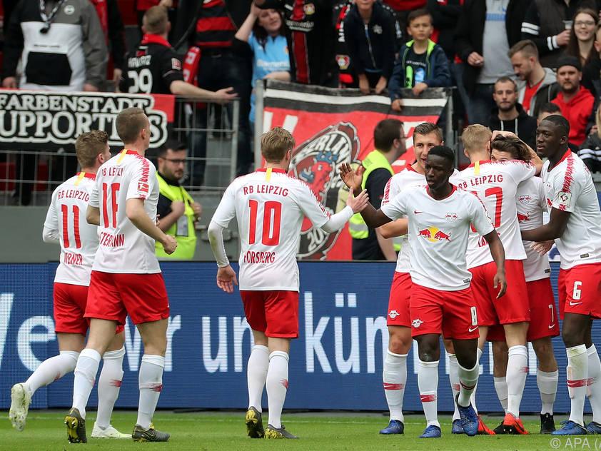 Wichtiger Sieg für Leipzig im Kampf um die Champions League