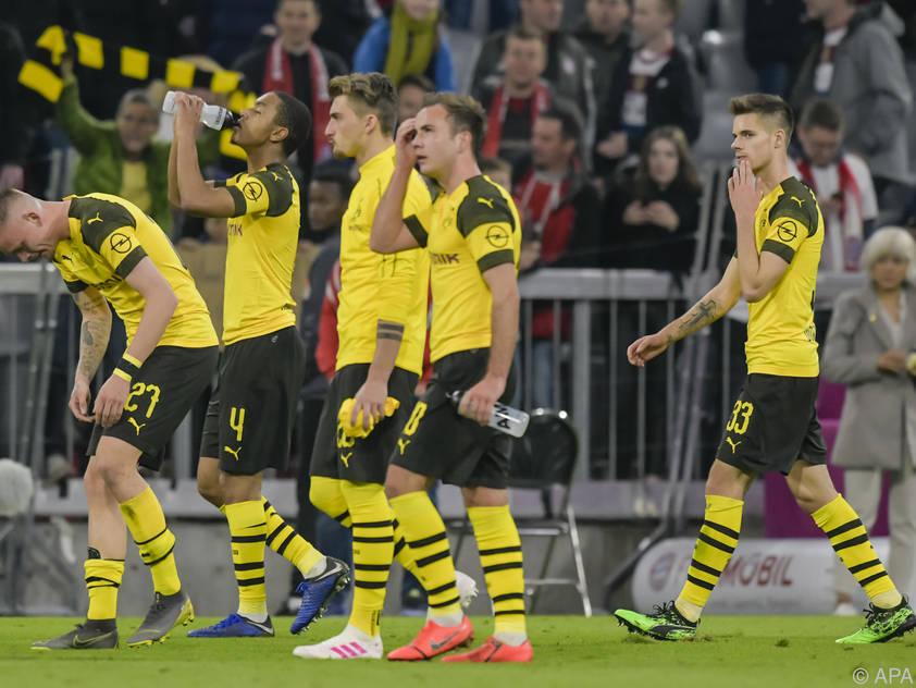 Dortmund muss an Bayern dran bleiben