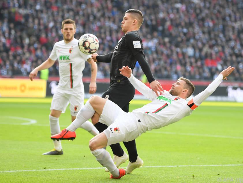 Luka Jović wurde von der Eintracht fix verpflichtet
