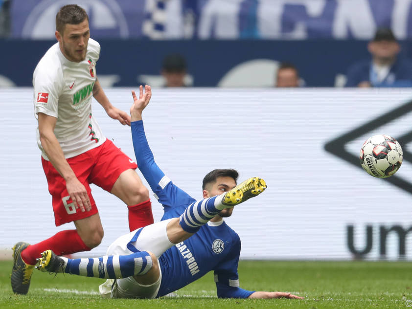 Schalke 04 schaffte den Klassenerhalt