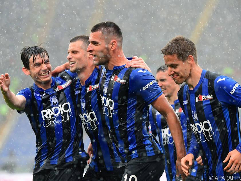 Für Atalanta wäre es die wichtigste Trophäe seit dem Cup-Gewinn 1963