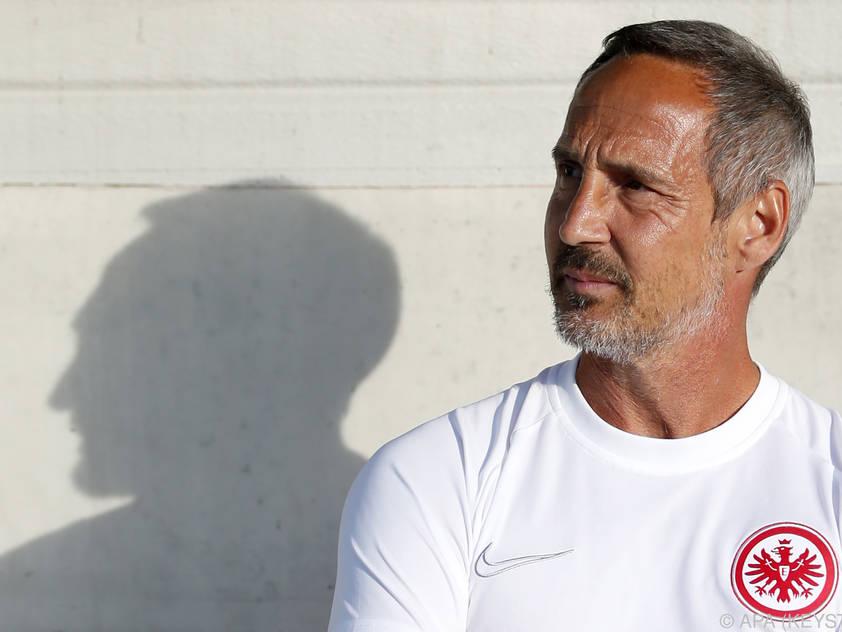 Adi Hütter steht bei den deutschen Fußballfans hoch im Kurs