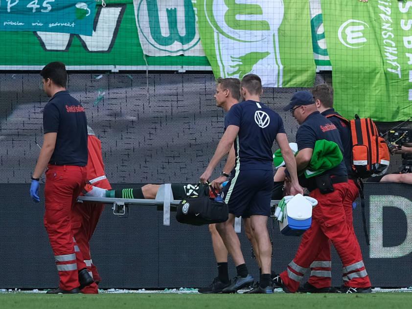 Der Einsatz gegen Paderborn hatte für Schlager schwerwiegende Folgen