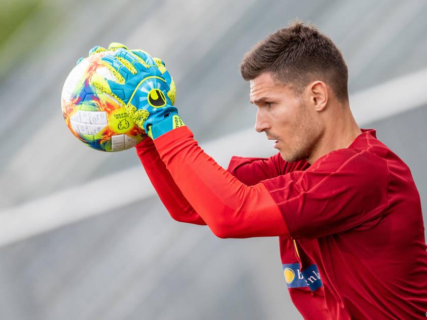 Pavao Pervan darf beim VfL Wolfsburg mit Einsätzen rechnen