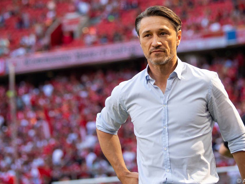 Niko Kovač ist vor dem Topklub aus Sachsen gewarnt
