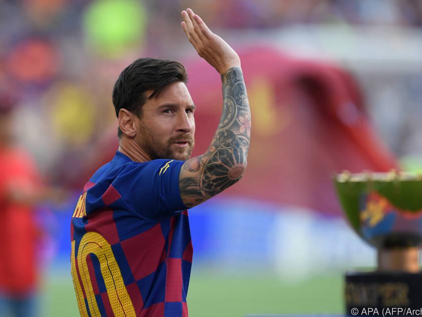 Lionel Messi fehlt weiter verletzt