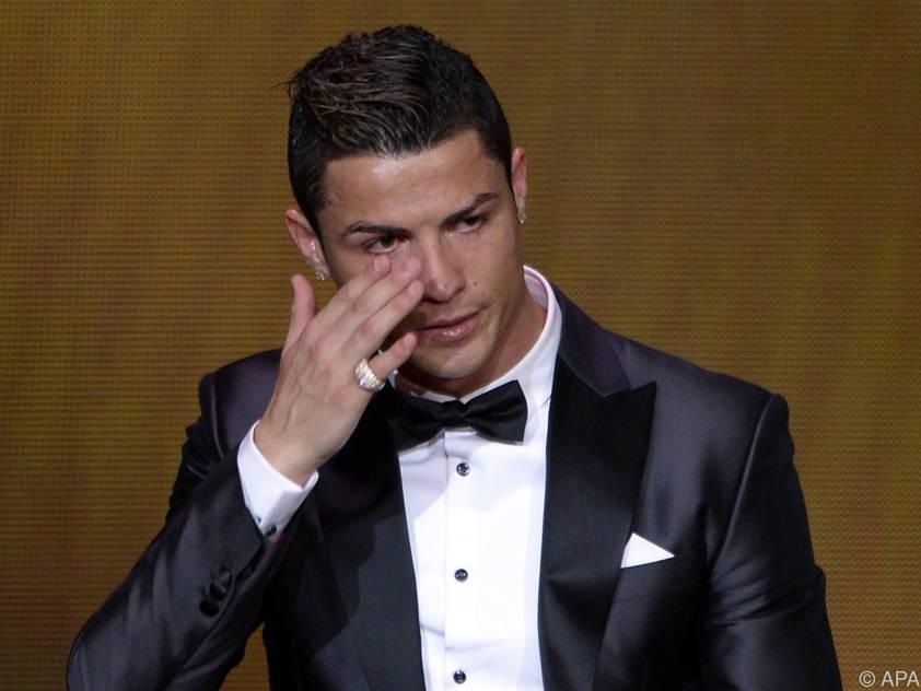 Ronaldo trauert noch immer um seinen Vater