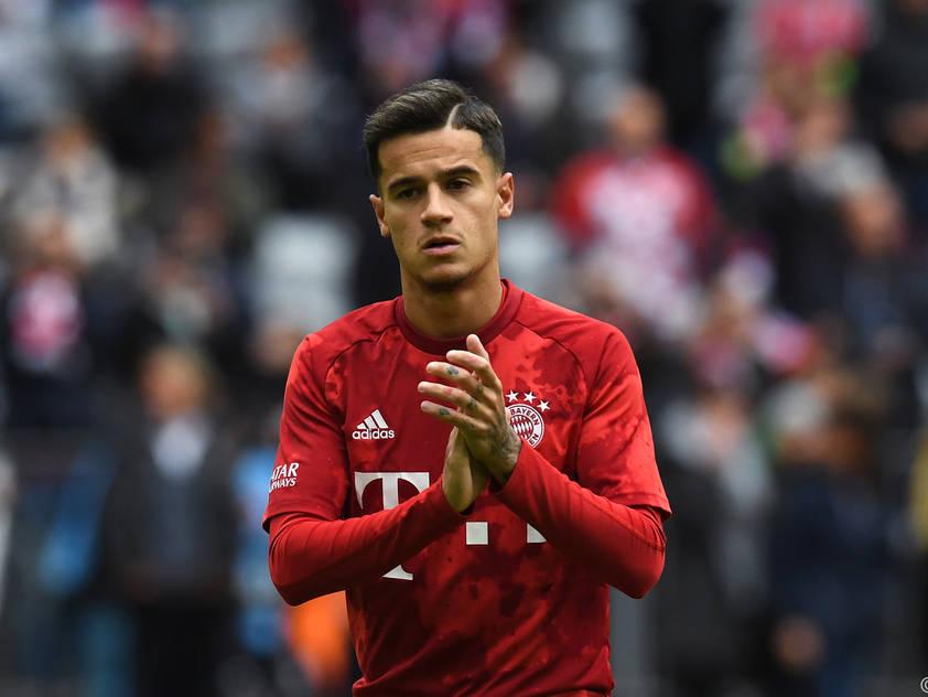Der Brasilianer ist an Bayern München ausgeliehen