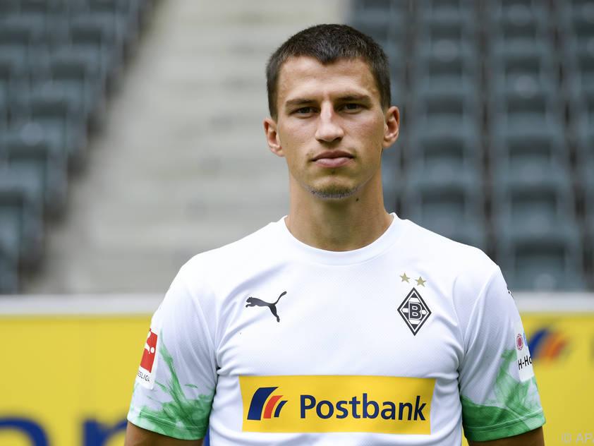 ÖFB-Teamspieler Stefan Lainer trainiert bereits wieder mit.