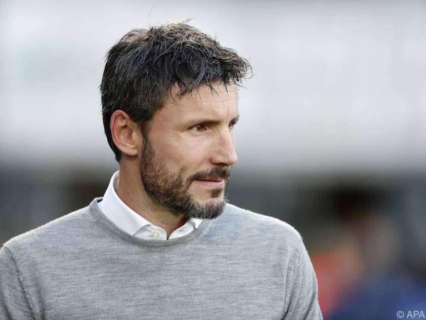 Das 0:3 bei Utrecht ärgerte Coach Mark van Bommel