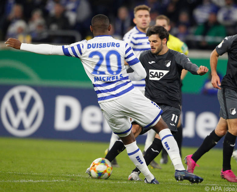 Grillitsch brachte Hoffenheim in Führung