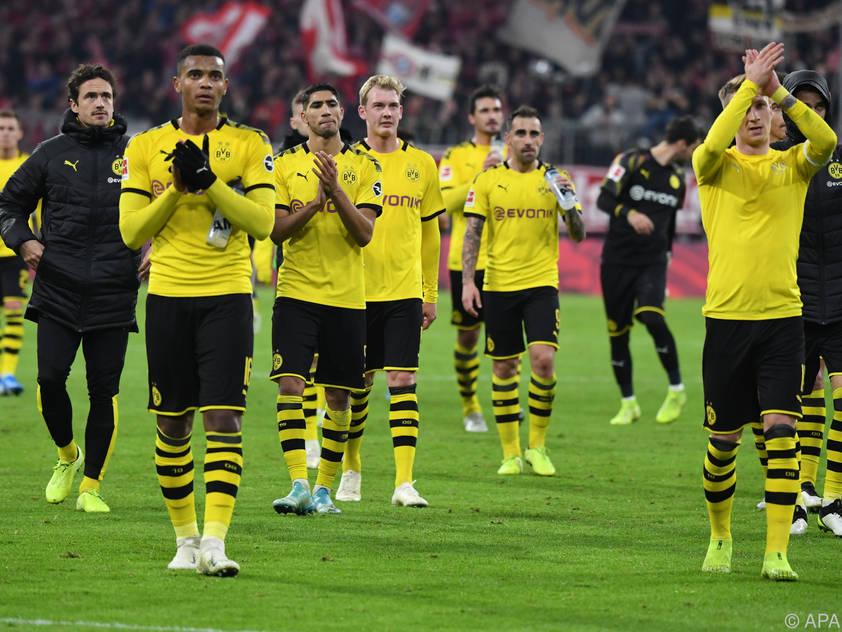 Für Dortmund zählen gegen Paderborn nur drei Punkte