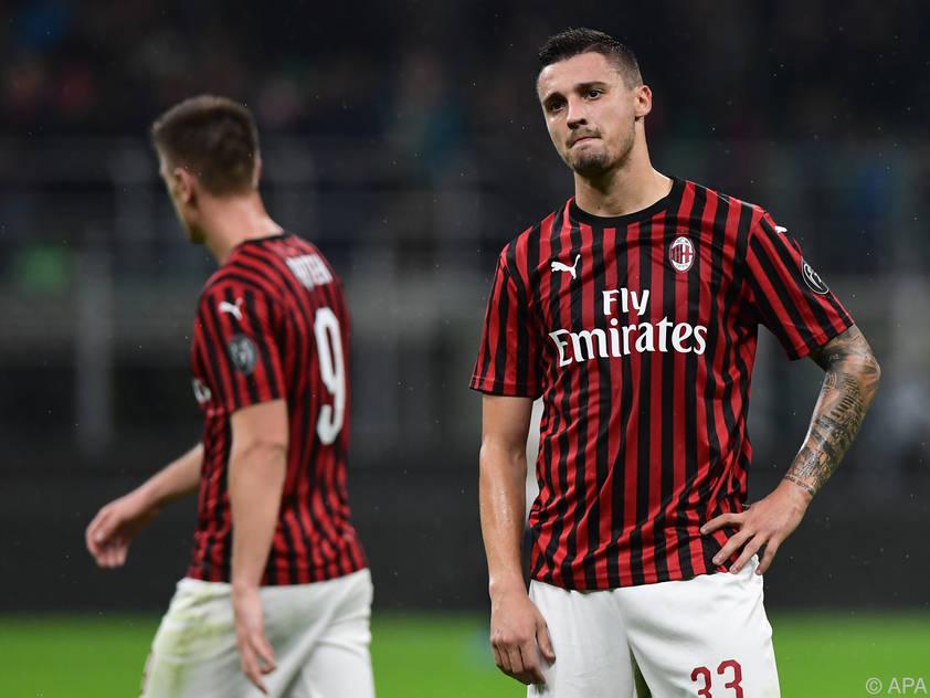 Traditionsclub AC Milan in der Krise