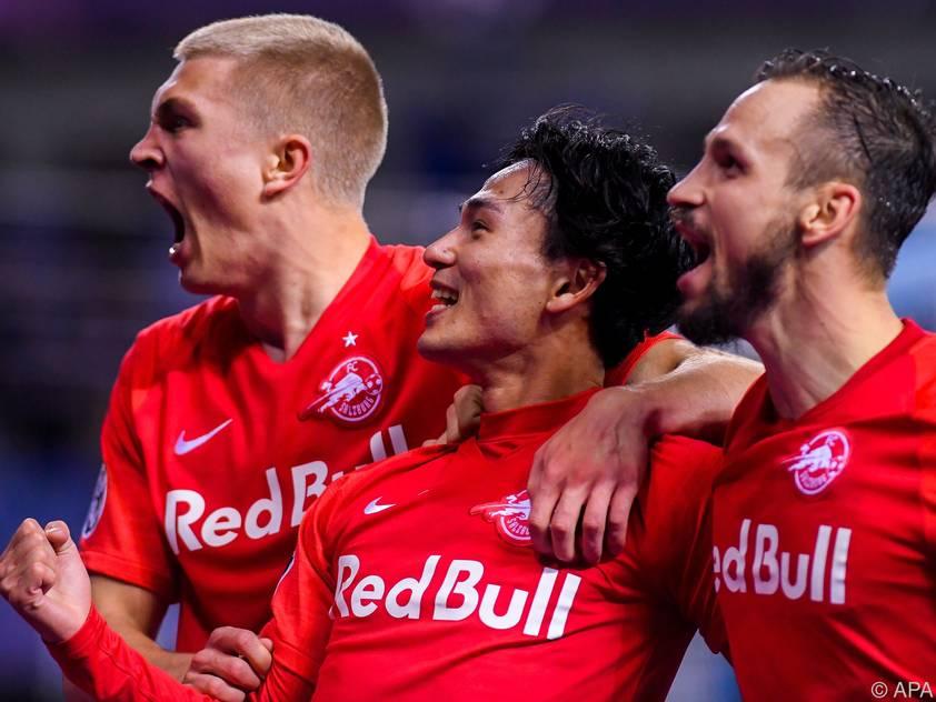 Salzburgs Erfolge wirken sich auf UEFA-Fünfjahreswertung aus