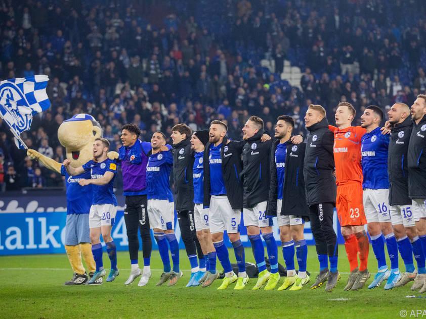 Für Schalke könnte schon eine Entscheidung fallen