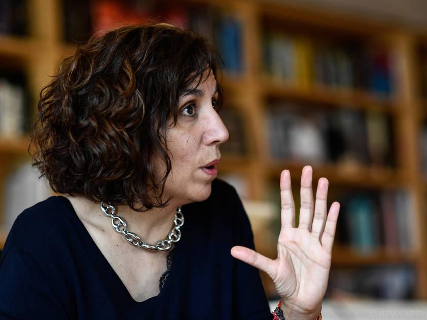 Spaniens Staatssekretärin Irene Lozano ist über die Einigung erfreut