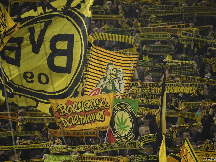 Weniger Umsatz für Borussia Dortmund