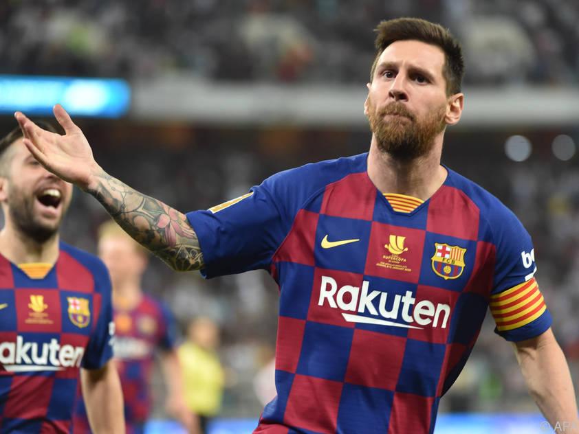 Barcelona hat aktuell die Nase vorn