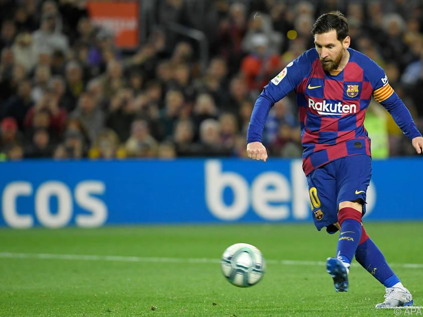 Lionel Messi spendete eine Million Euro an zwei Krankenhäuser