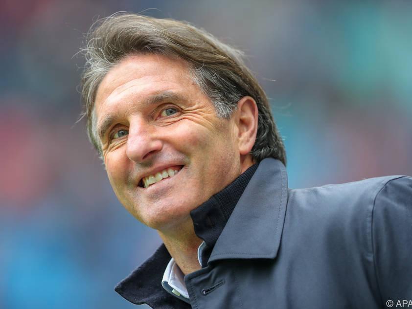 Bruno Labbadia löst Alexander Nouri als Cheftrainer ab