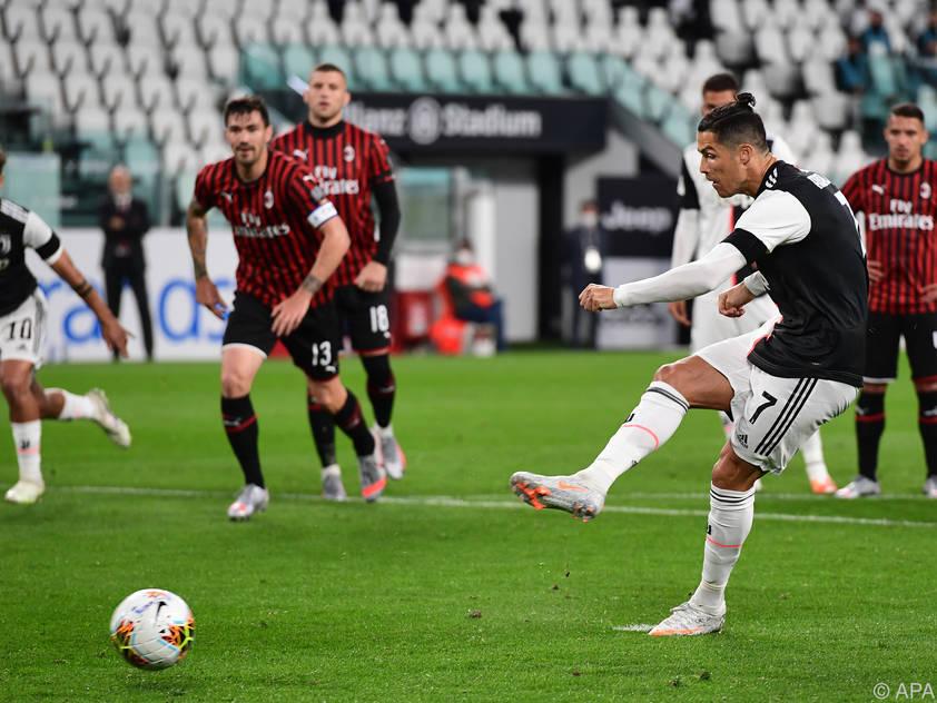 Ronaldo verschoss Elfmeter