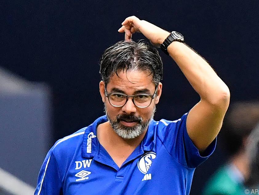 Trotz der aktuellen Misslage bleibt David Wagner weiter Coach von Schalke 04