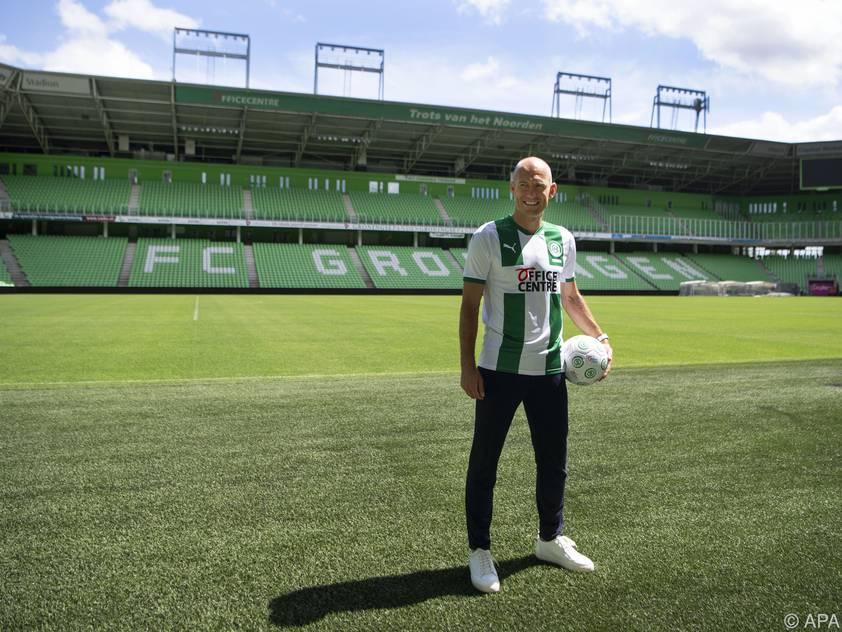 Arjen Robben kehrt zu seinen Anfängen zurück