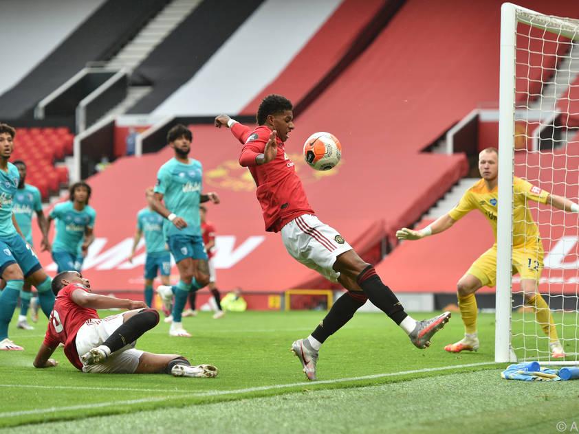 Manchester United zeigte sich gegen Bournemouth in Torlaune