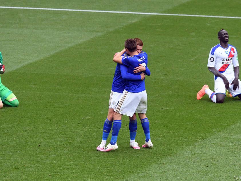 Kein Sieger bei Arsenal - Leicester, Letztere freuten sich aber mehr