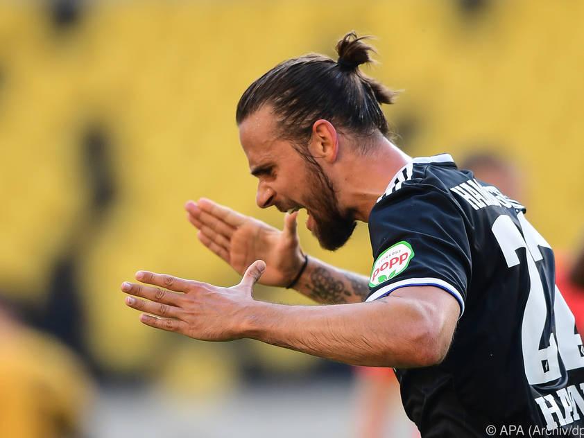Beim HSV und Werder hat Harnik keine Zukunft