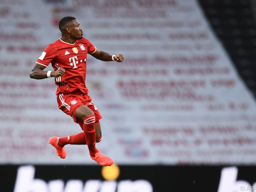 David Alabas Fokus liegt auf der Champions League