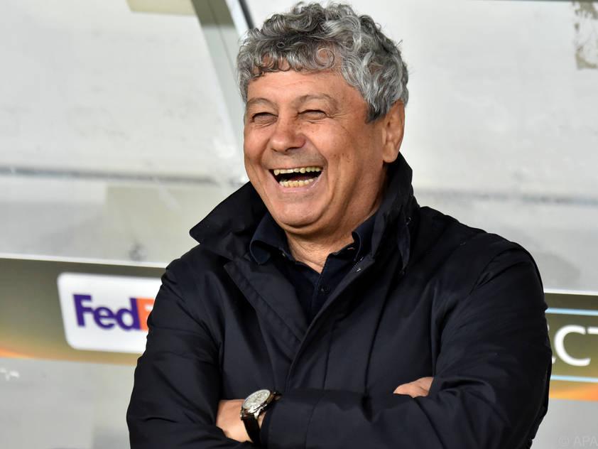 Für Lucescu gab es in Kiew nicht viel zu lachen