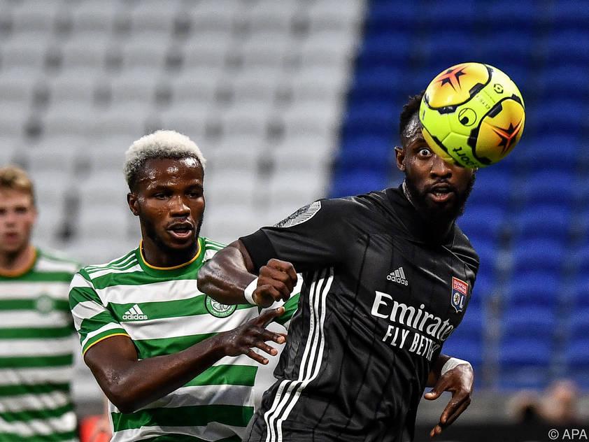 Ex-Rapidler Boli Bolingoli spielt jetzt für Celtic