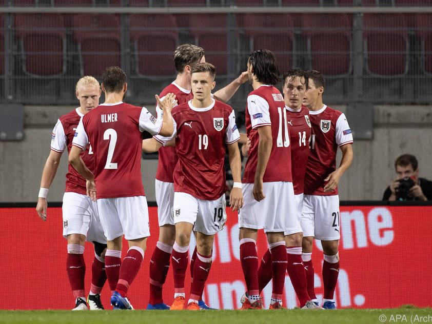 Für Österreich geht es in der Weltrangliste einen Platz nach unten