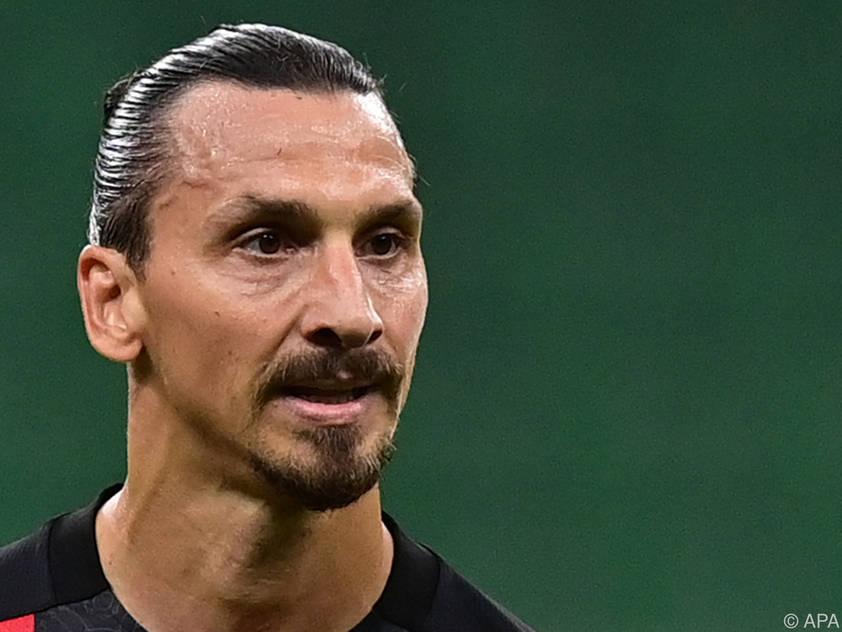 Zlatan Ibrahimović ist Covid-positiv