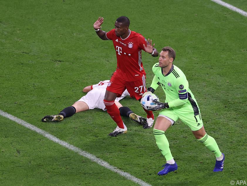 Manuel Neuer hielt glänzend