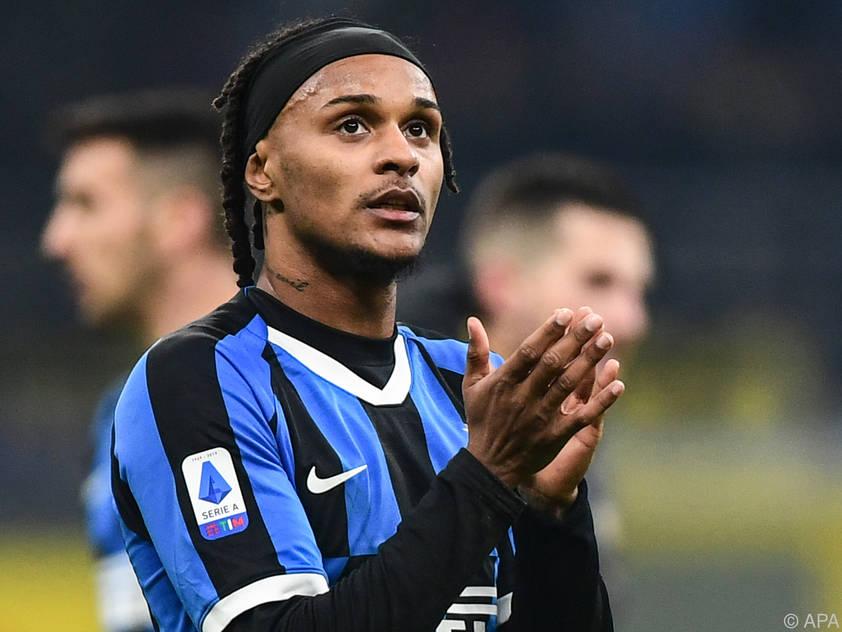 Bei Inter Mailand wurde Valentino Lazaro bisher nicht glücklich