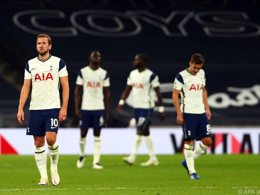 Fassungslosigkeit bei den Spurs