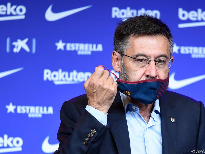 Bartomeu entfachte neue Diskussion um Superliga