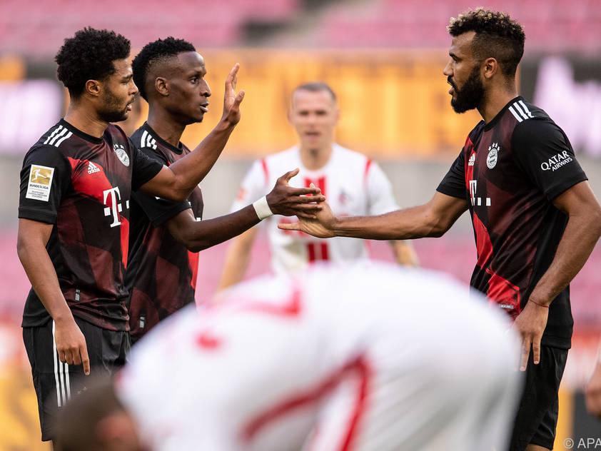 Die Bayern entführten auch aus Köln drei Punkte