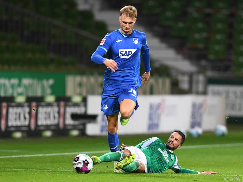 Stefan Posch erlitt eine Sprunggelenksverletzung