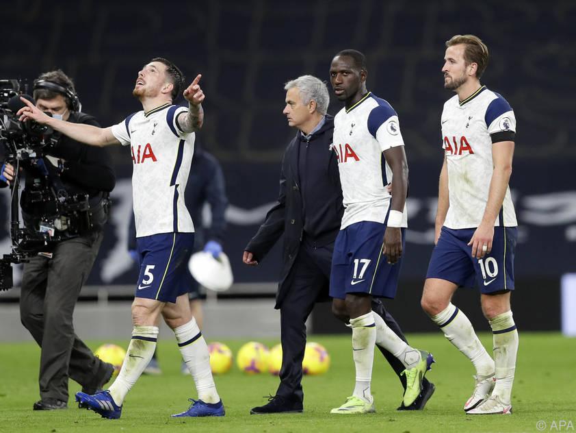 Tottenham muss das Milliarden-Stadion erst hereinspielen