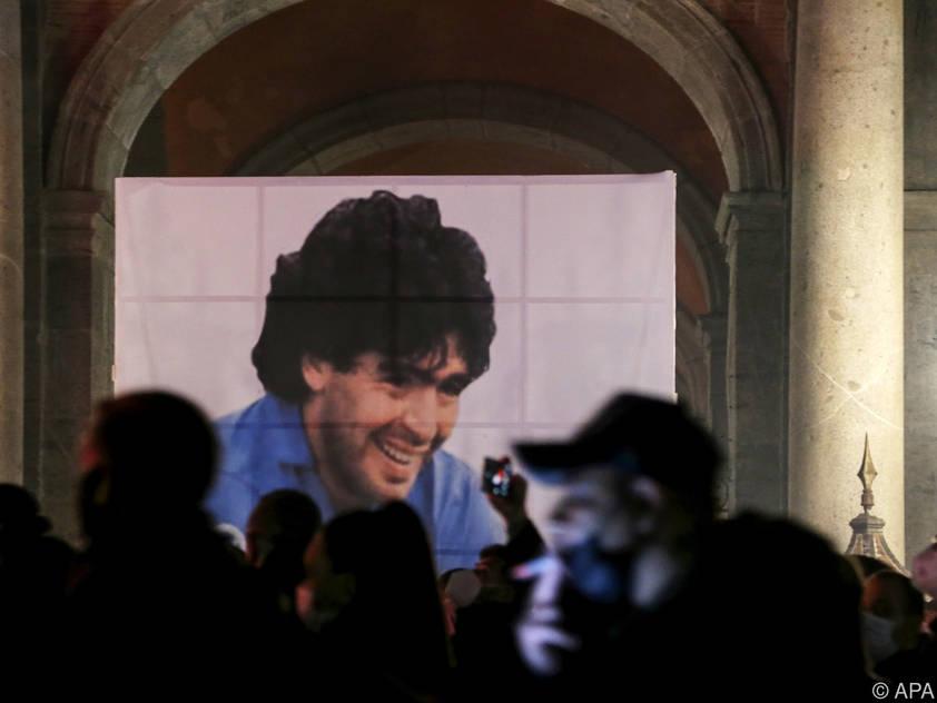 Diego Maradona verstarb im Alter von nur 60 Jahren