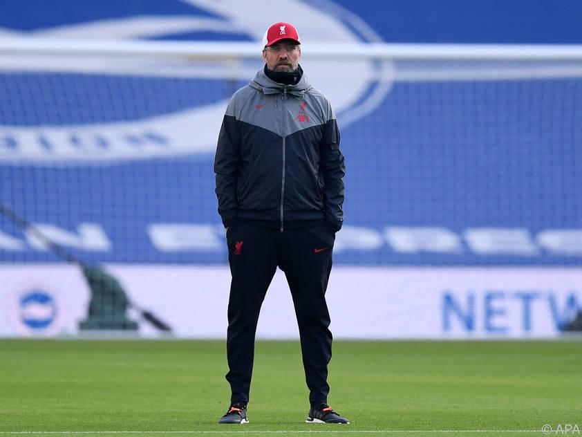 Der Liverpool-Coach ist angefressen