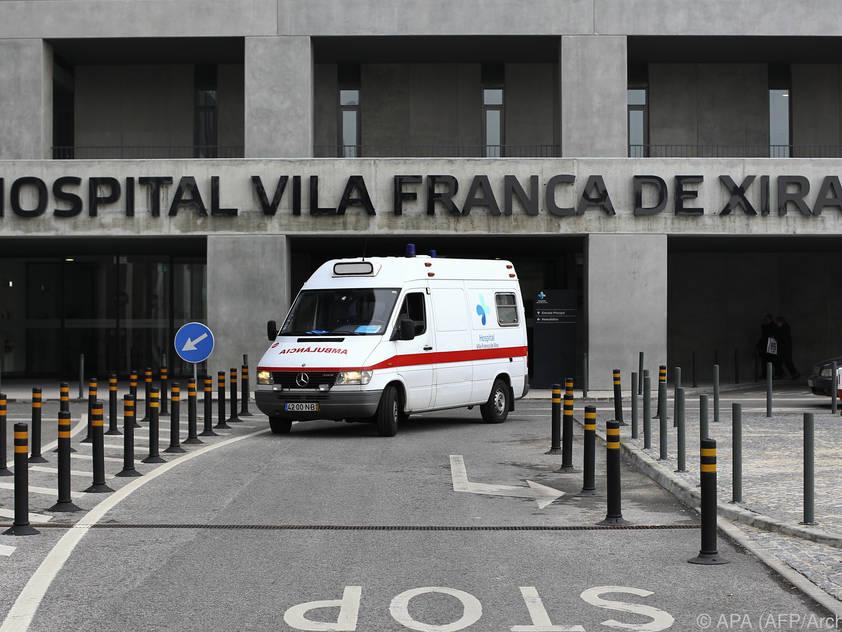 In diesem Spital starb Apolinario